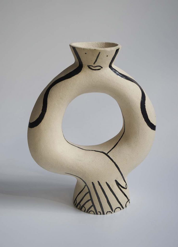Vase by Masha Reva x Nadiia
