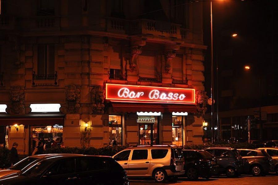 Bar Basso - courtesy of Bar Basso