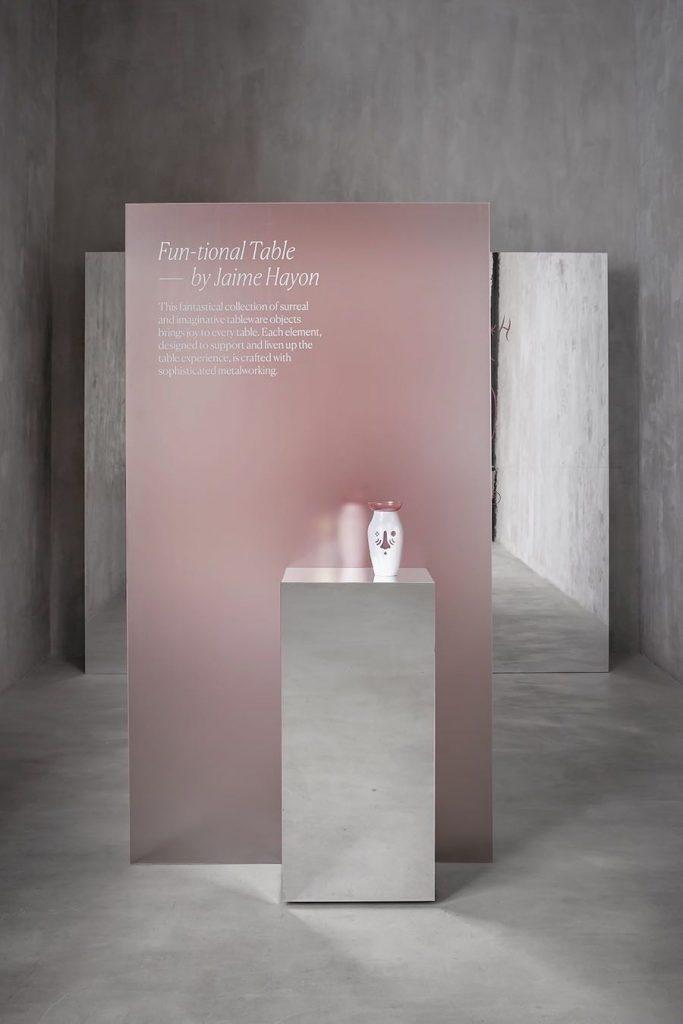 Blurred Rooms exhibition by bojte-bottari - Photo by Sara Magni.