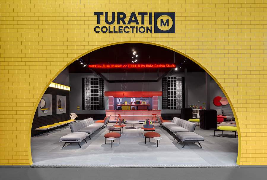 Turati collection by Luca Nichetto for Sancal - Photo by Portada