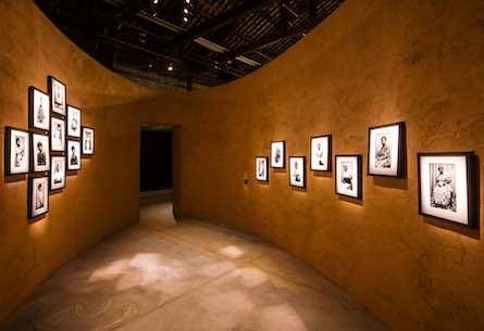 David Adjaye's Ghana Pavilion