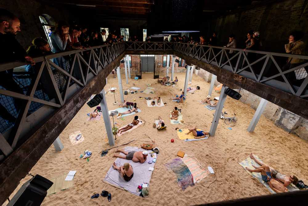 Lithuanian Pavilion - Photo by Andrea Avezzu - Courtesy of La Biennale di Venezia.