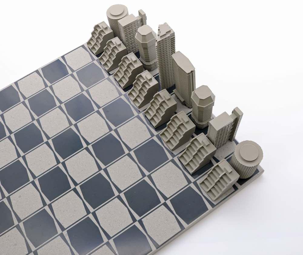 London Brutalist Editiion - Photo by Skyline Chess.