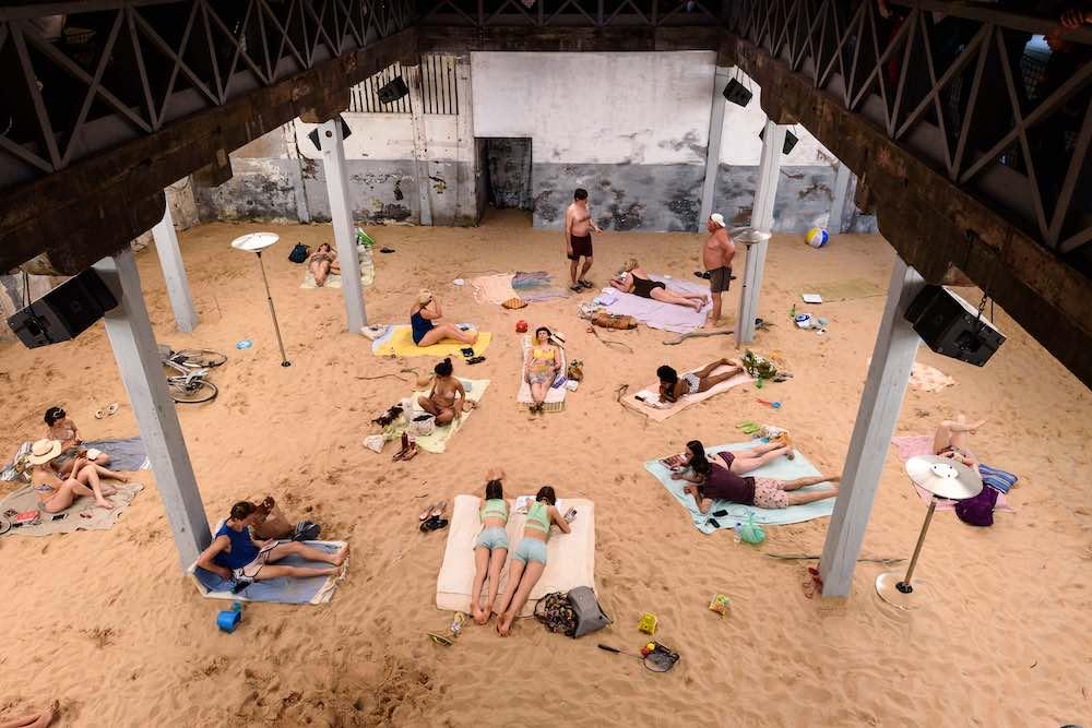 Lithuanian Pavilion - Photo by Andrea Avezzu - Courtesy of La Biennale di Venezia.