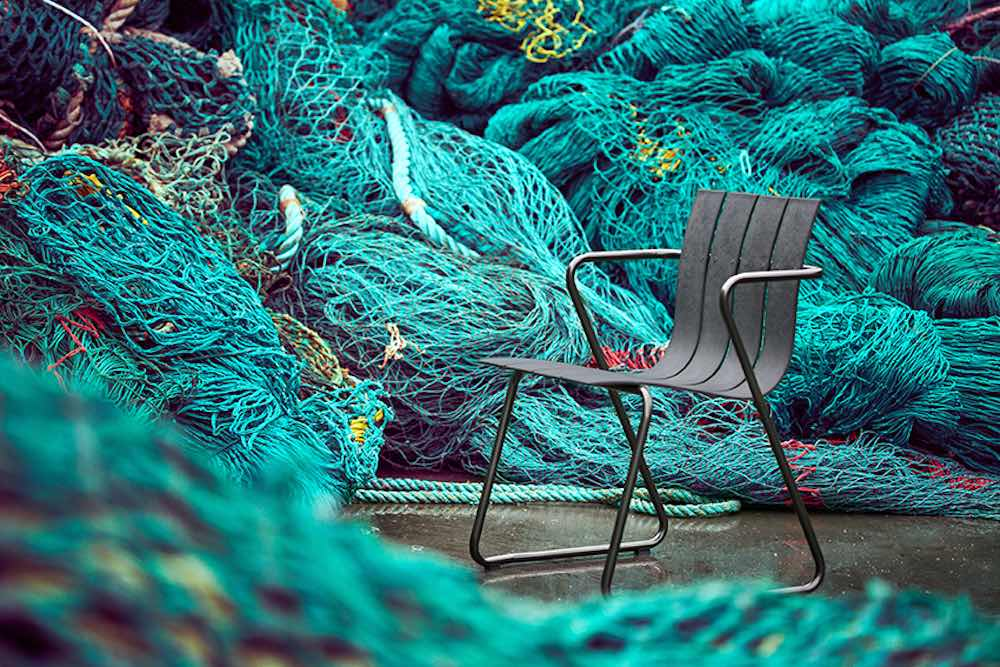 3 Days of Design 2019 - Ocean Chair project by Mater.