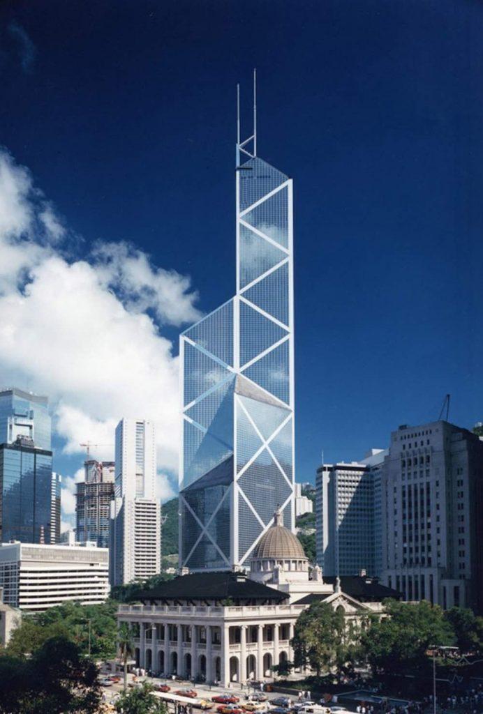 Bank of China, Hong Kong - China.