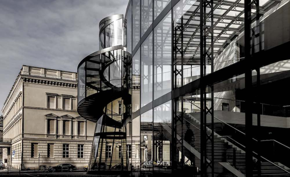 Deutsches Historisches Museum by I M Pei in Berlin - Photo by mini_malist, CC