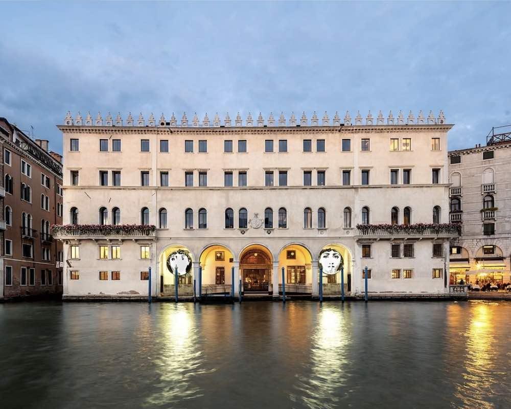 Fondaco dei Tedeschi - Photo via IG by @fornasettiofficial