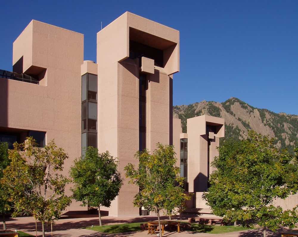 National Center of Atmospheric Research in Boulder, Colorado - US.