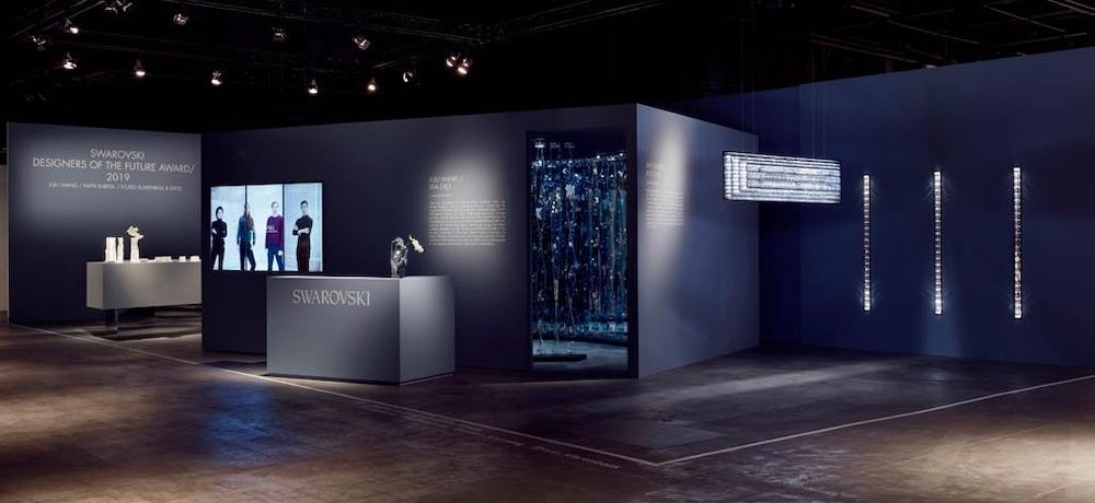Swarovski Design Award @ DesignMiami: Basel 2019 - Courtesy of Swarovski.