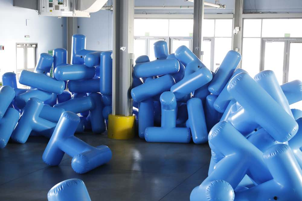 Communal & inflatable design