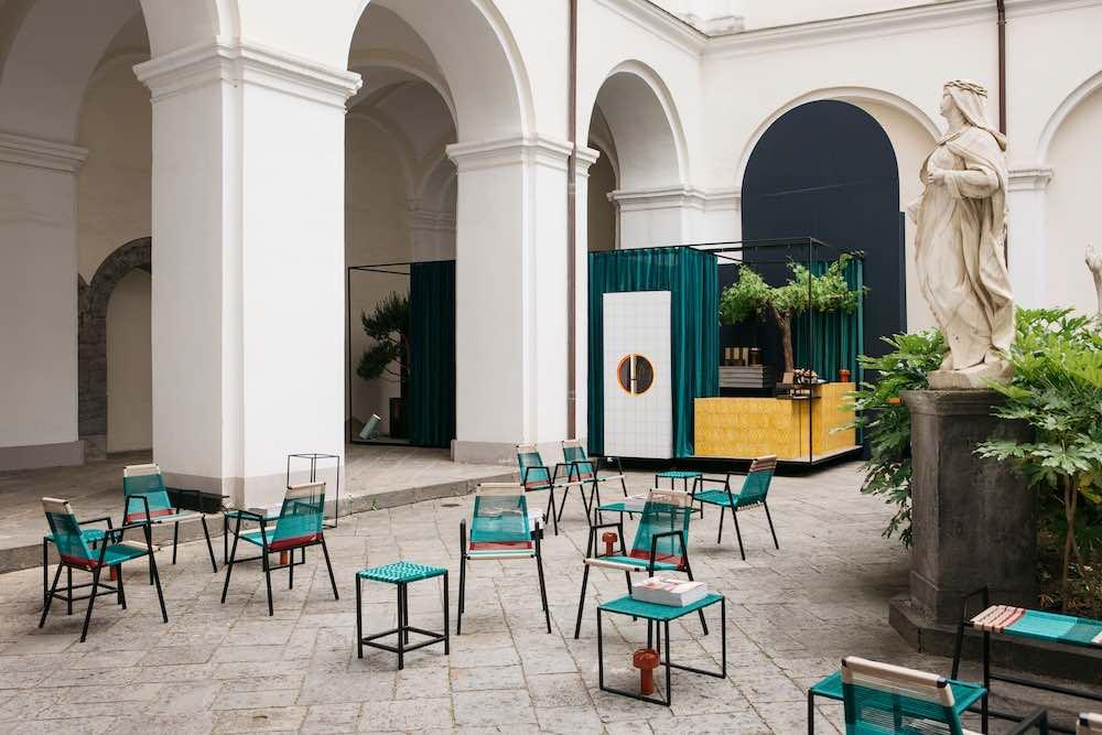 EDIT Napoli. Complesso di San Domenico Maggiore - Photo by ©Lea Anouchinsky.