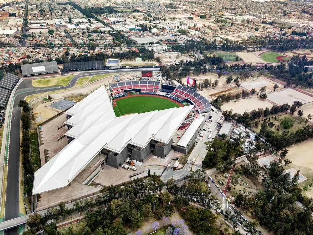 Estadio Diablos Rojos by FGP Atelier - Photo by FGP Atelier.