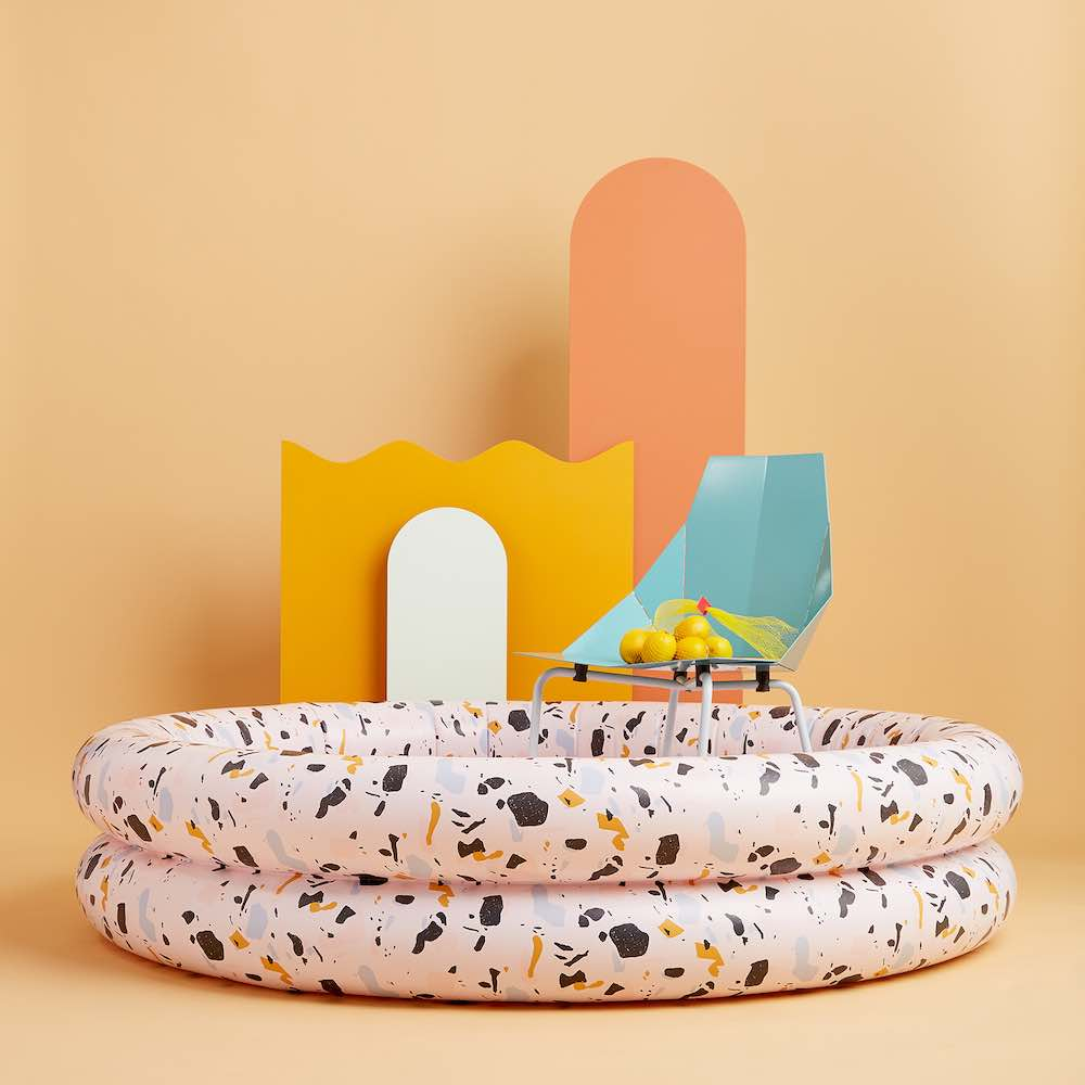 Inflatable summery design