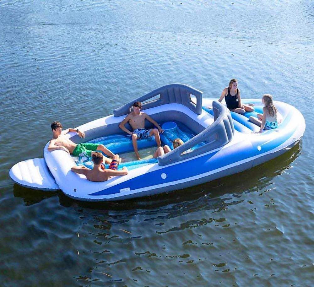 Inflatable Speed Boat - Photo via Amazon