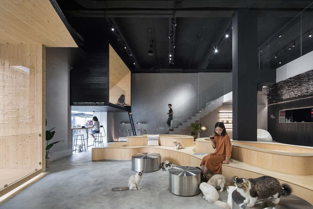 INSIDE 2019 Shortlist - MEOW restaurant by E Studio - Photo by ©Chao Zhang.