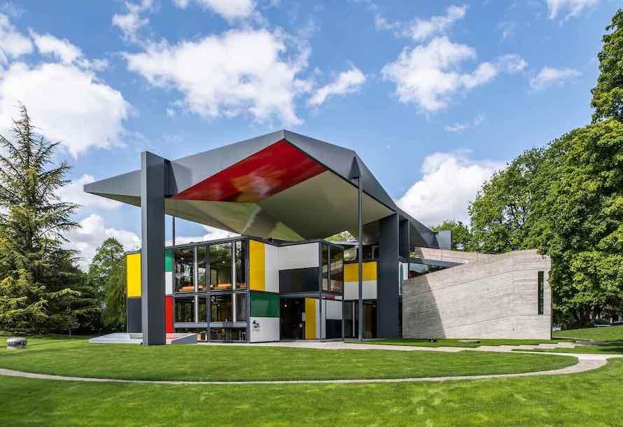 Le Corbusier Pavilion