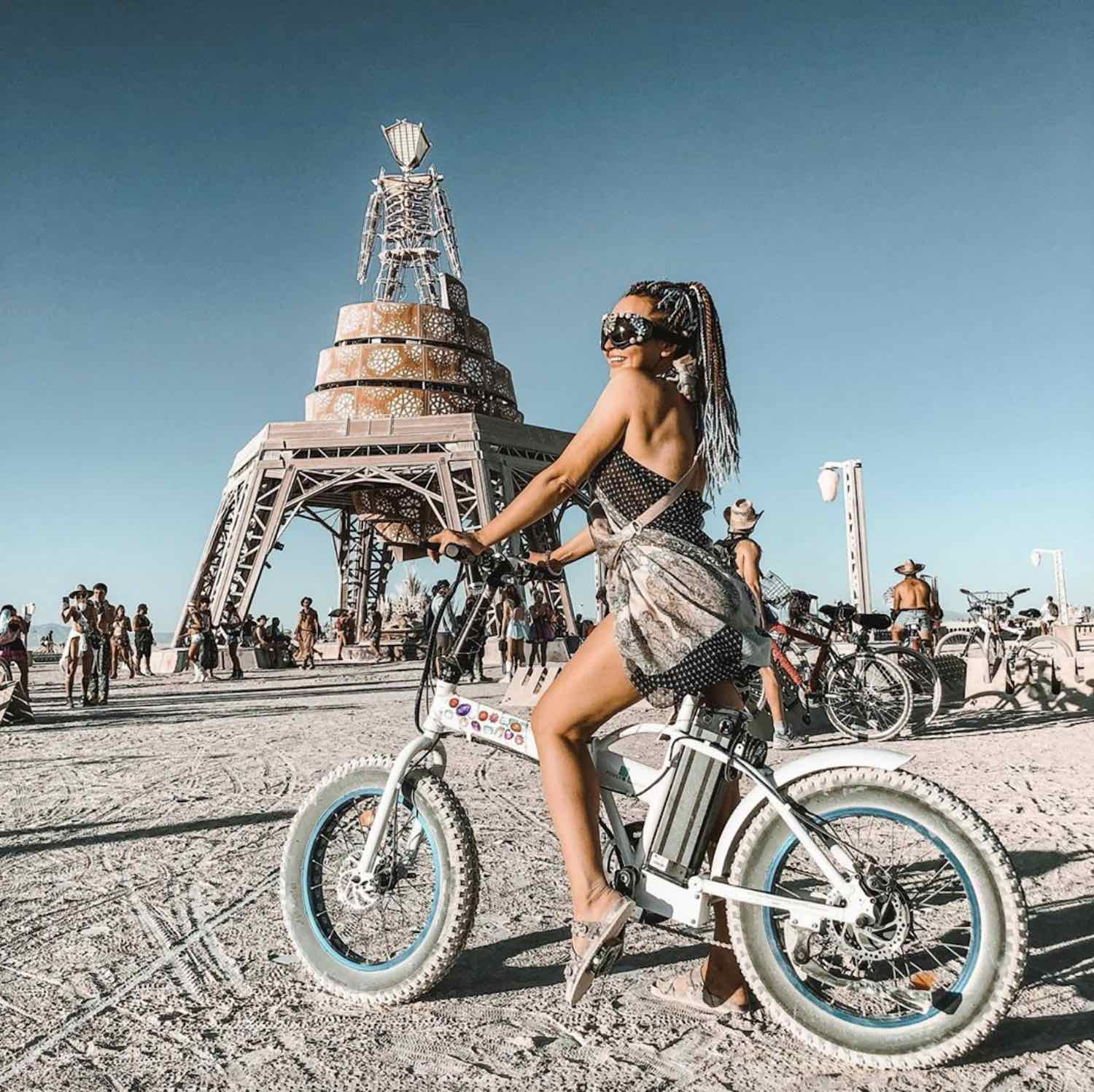 Burning Man 2019 - Photo via IG by @me_lana_