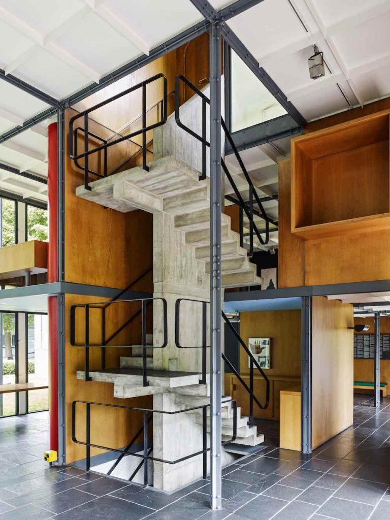 Pavillon le Corbusier - courtesy of Ausstellung des Museum für Gestalting Zürich.