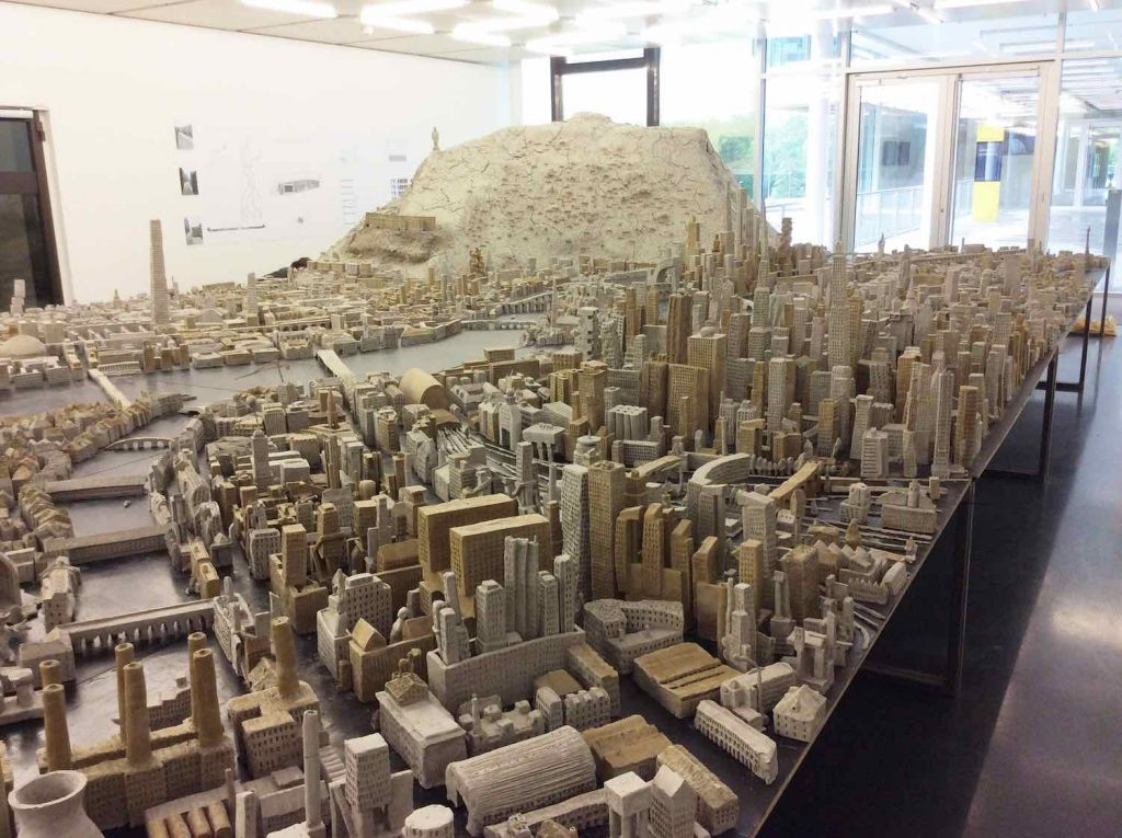 'Play City' by Studio Brodsky - Courtesy of Design Biennale Zürich 2019.