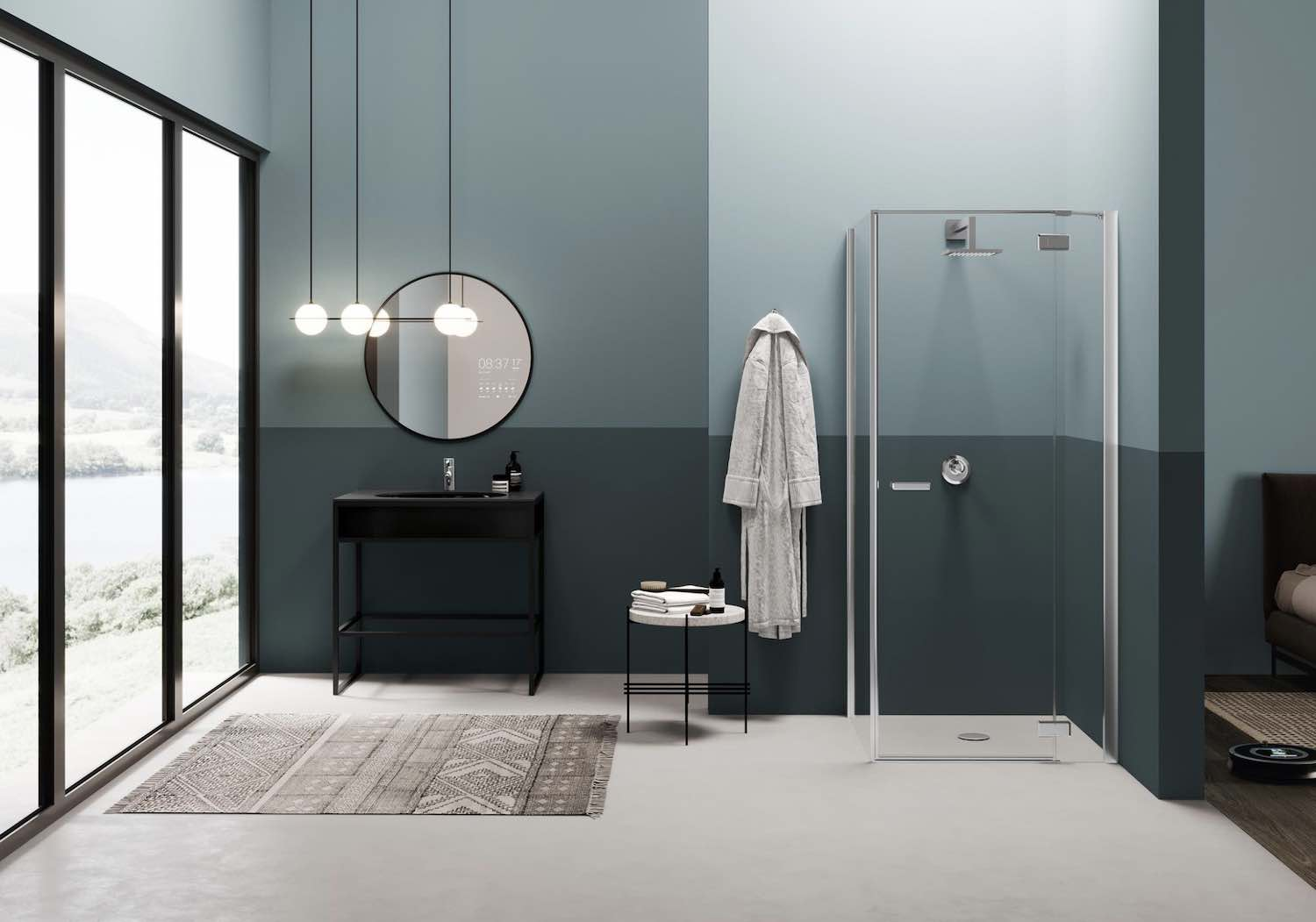 Cersaie 2019 - Gallery 3000 by Duka - Image courtesy of Duka