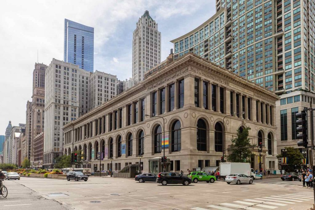 Chicago Architecture Biennial 2019 - Photo by Kendall McCaugherty