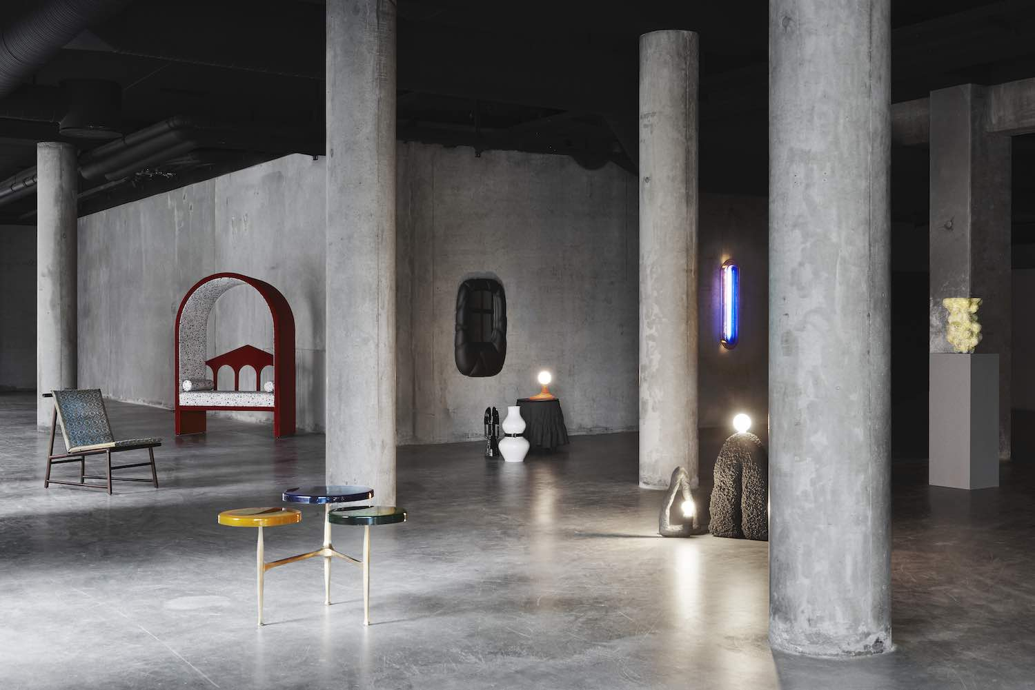 7 must-see exhibitions at London Design Festival 2019. CROSSOVER by Adorno - Photo by Tommy Frost