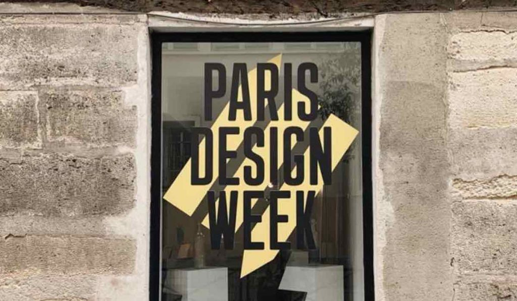 Paris Design Week2019 - Photo via IG by @parisdesignweek