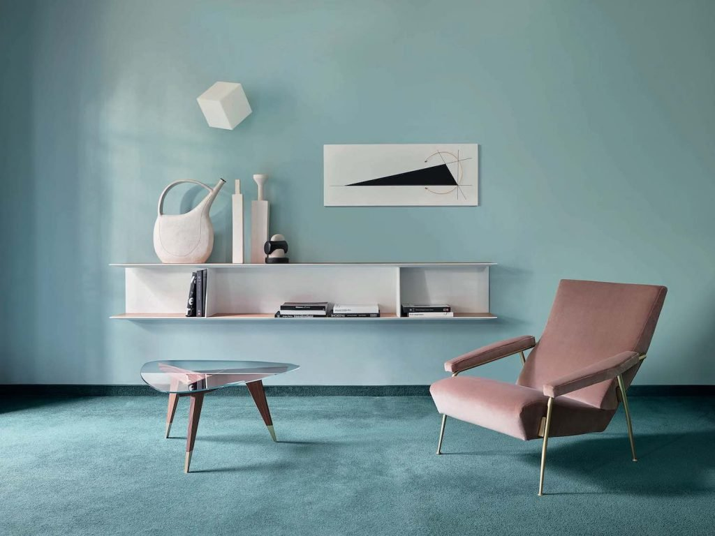Gio Ponti x Molteni&C - Courtesy of LDF2019