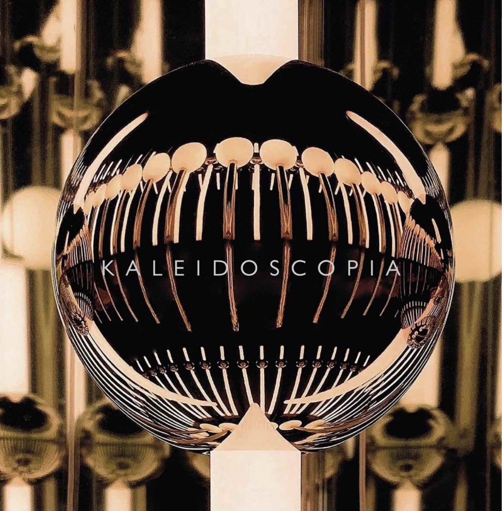 KALEIDOSCOPIA by Lee Brrom - Photo via IG by @leebroom