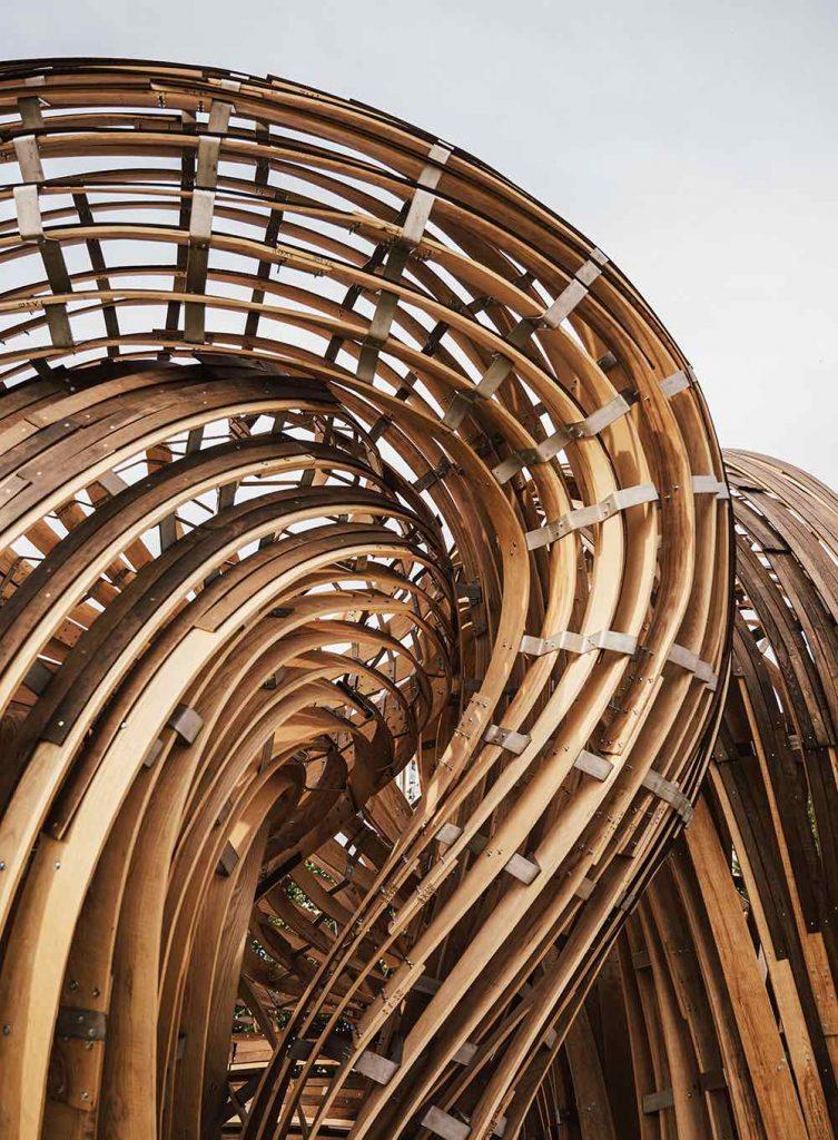 STEAMPUNK pavilion @ Tallinn Architecture Biennale - Photo by Tõnu Tunnel, courtesy of TAB2019..