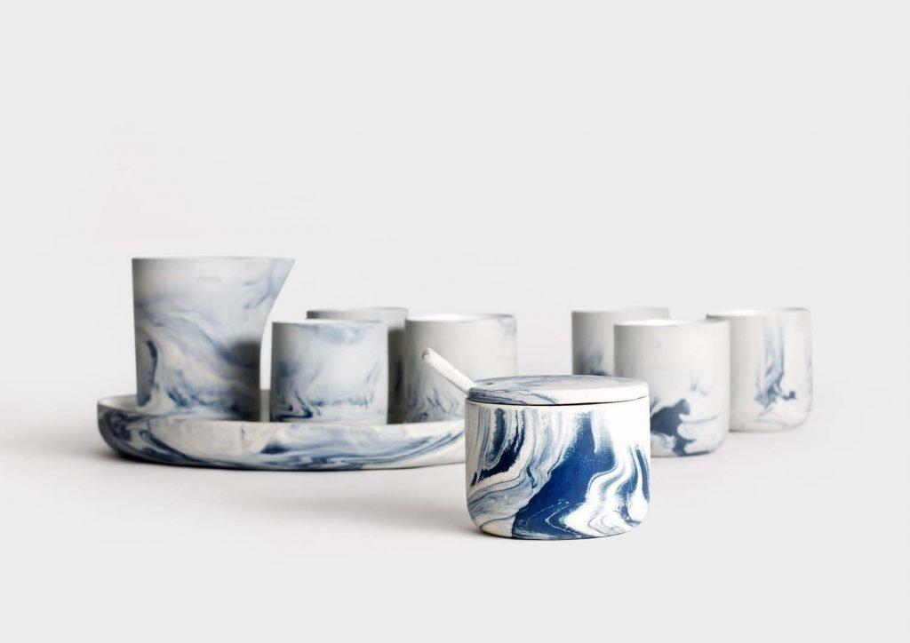 Baltica tableware by Hadaki