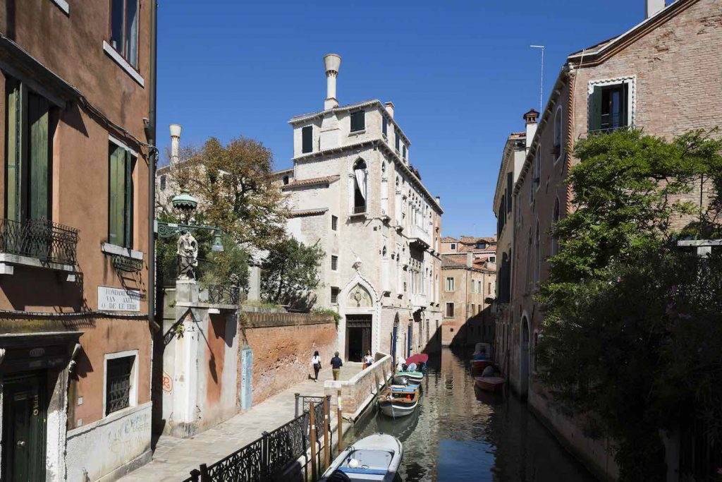 Palazzo Soranzo van Axel - Photo by Filippo Bamberghi