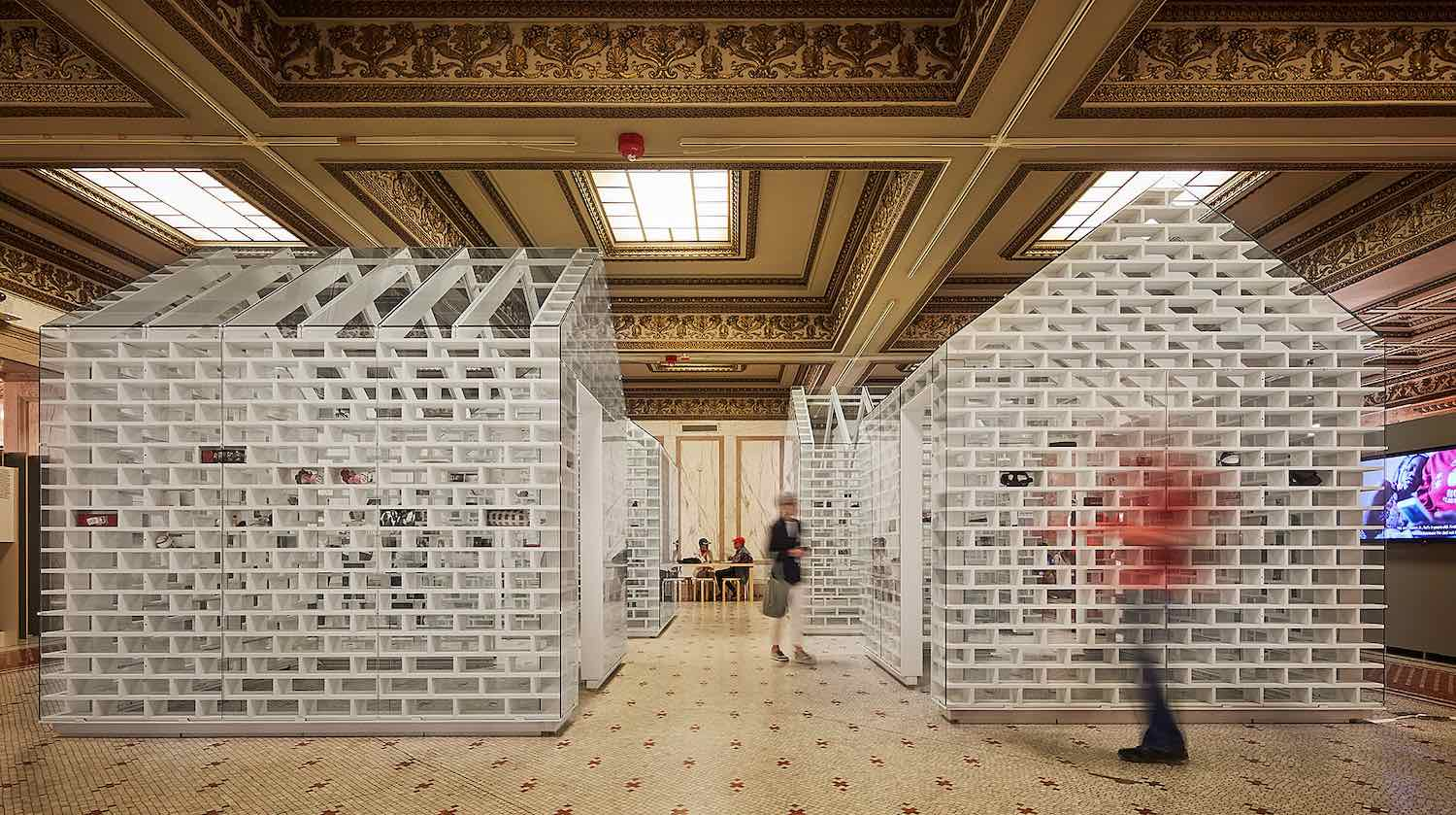 Chicago Architecture Biennial 2019 - Photo by Kendall McCaugherty, courtesy of Chicago Architecture Biennial.