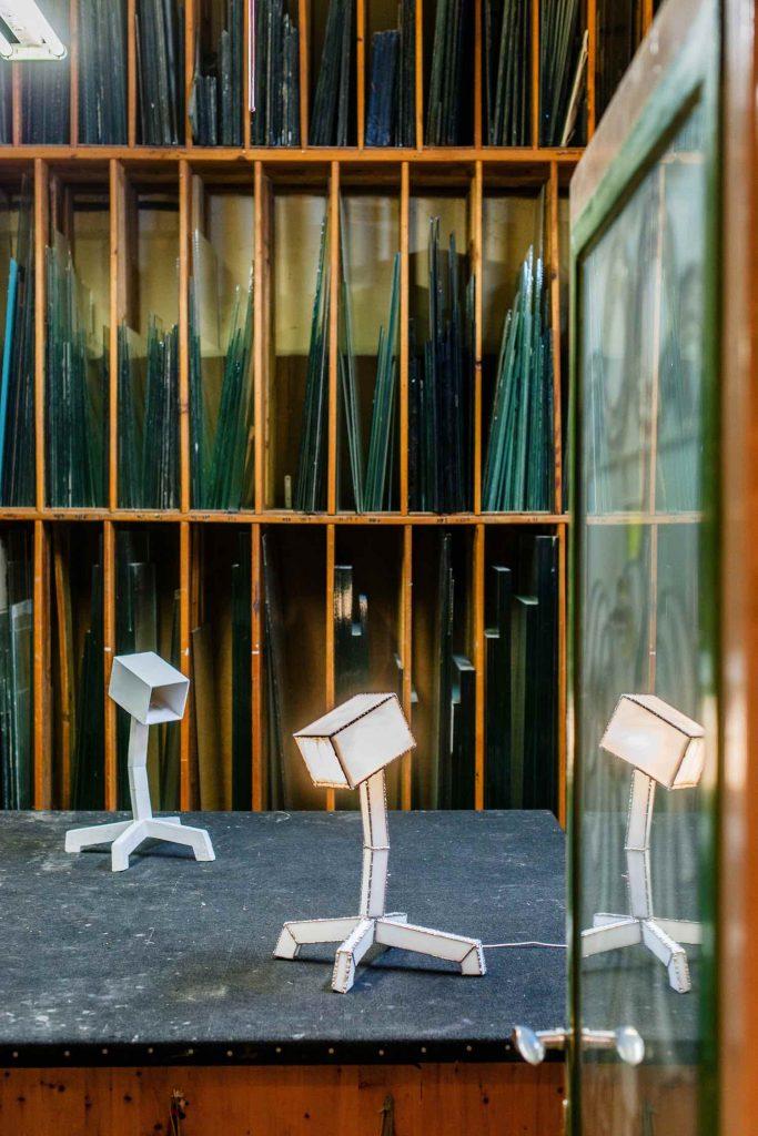 Teemu Salonen x Glas Bauer - Courtesy of Vienna Design Week.