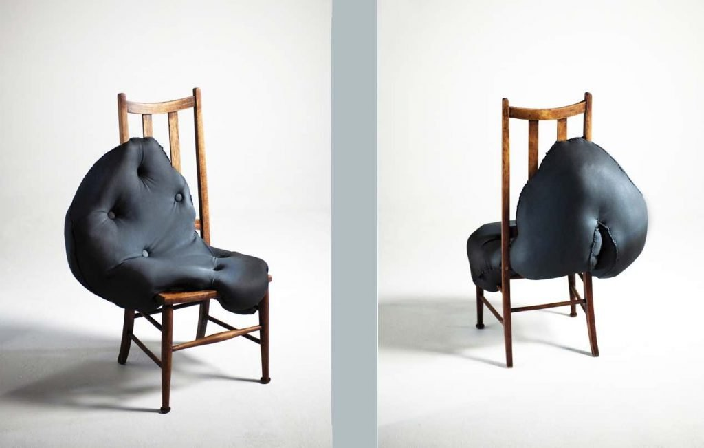 Hybreed Chair by Charlotte Kingsnorth - Photo by Charlotte Kingsnorth