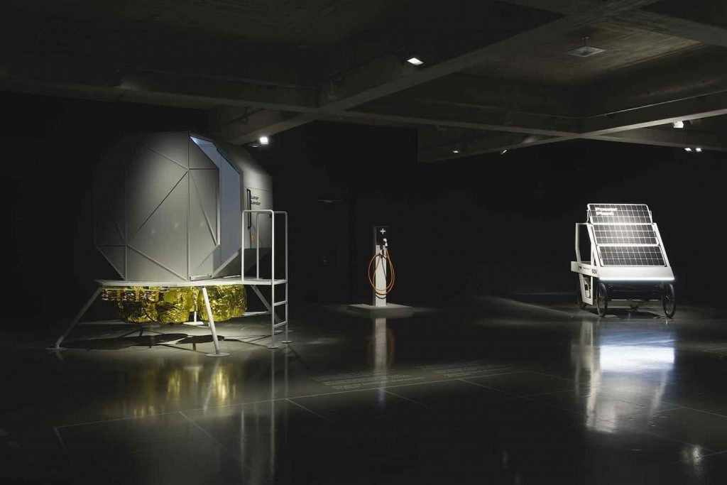 'Climate Change' @ MAK Museum - Photo by EOOS and Vienna Design Week.