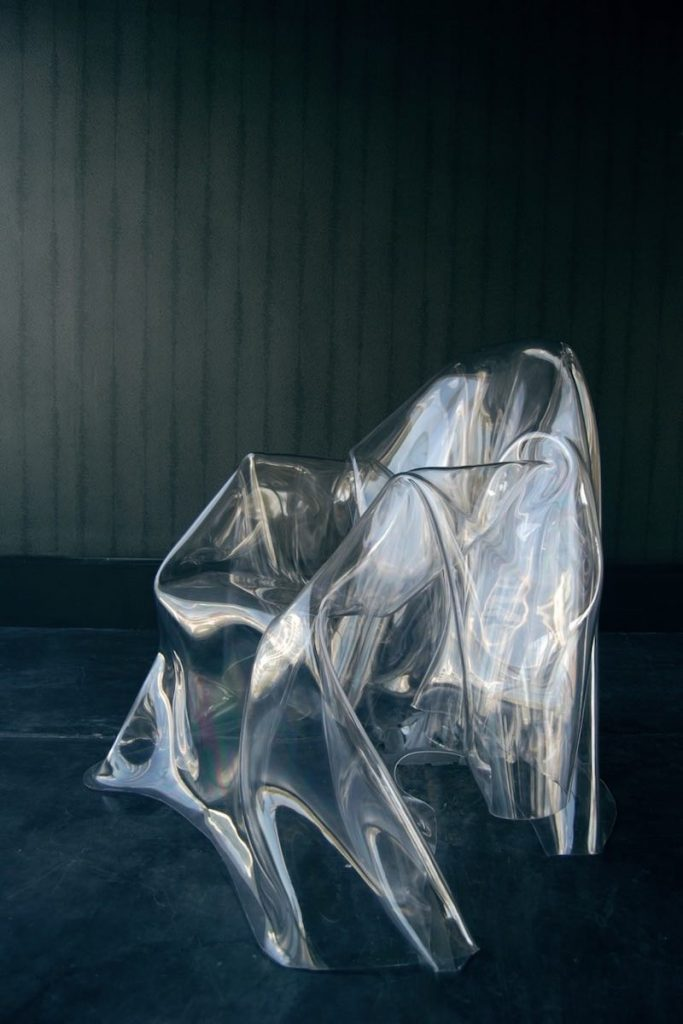 The Ghost of a Chair by Valentina Gonzalez Wohlers - Photo by Valentina Gonzalez Wohlers