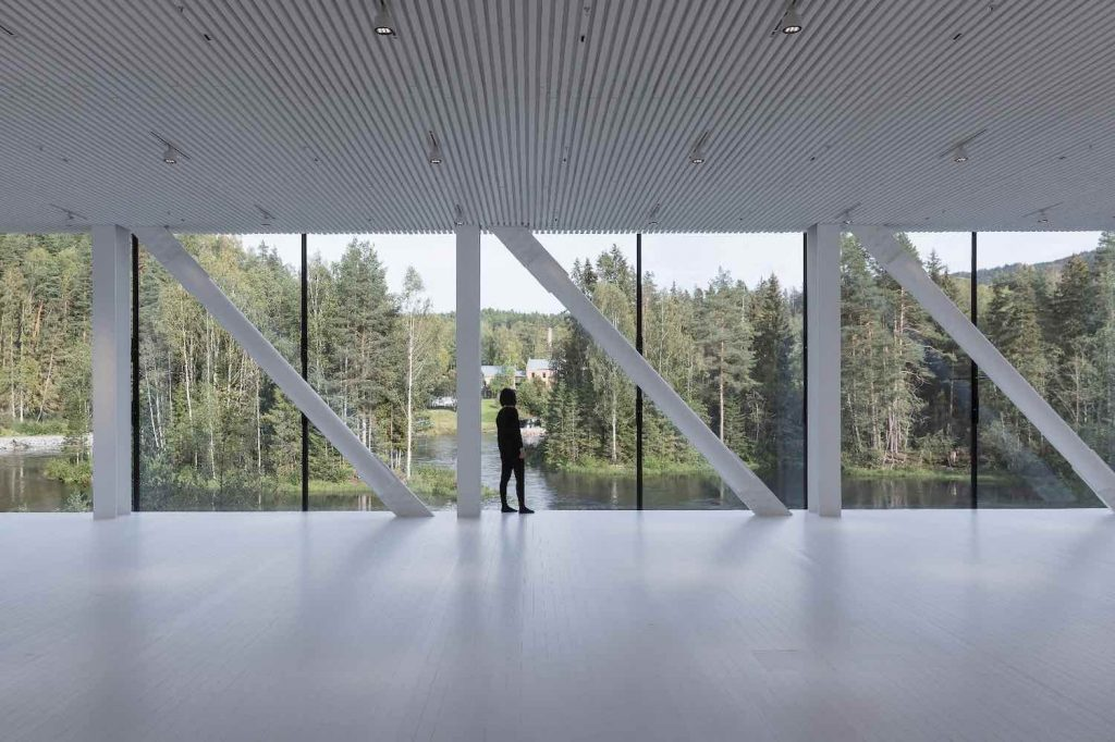 Twist Museum by Bjarke Ingels Group - Photo by Laurian Ghinitoiu.