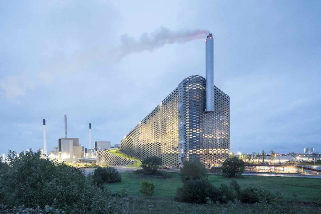 CopenHill Power Plant by BIG - Bjarke Ingels Group - Photo by Laurian Ghinitoiu.