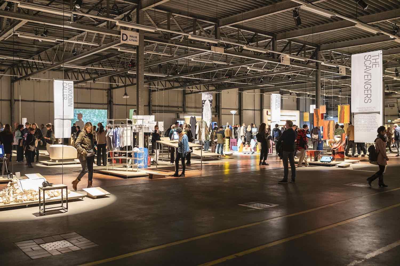 Design Academy Eindhoven 2019 - Photo by Max Kneefel.