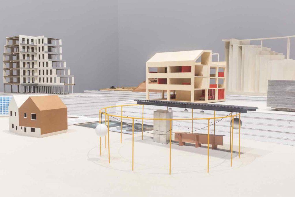 Lisbon Architecture Triennale 2019. Economy of Means - Photo ©Fabio Cunha.