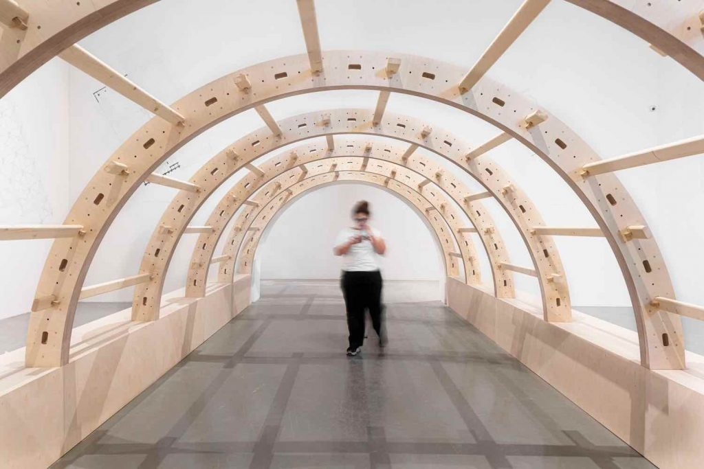 Lisbon Architecture Triennial 2019. Economy of Means - Photo via IG by @trienaldelisboa - © Lorenzo Roncaglione.