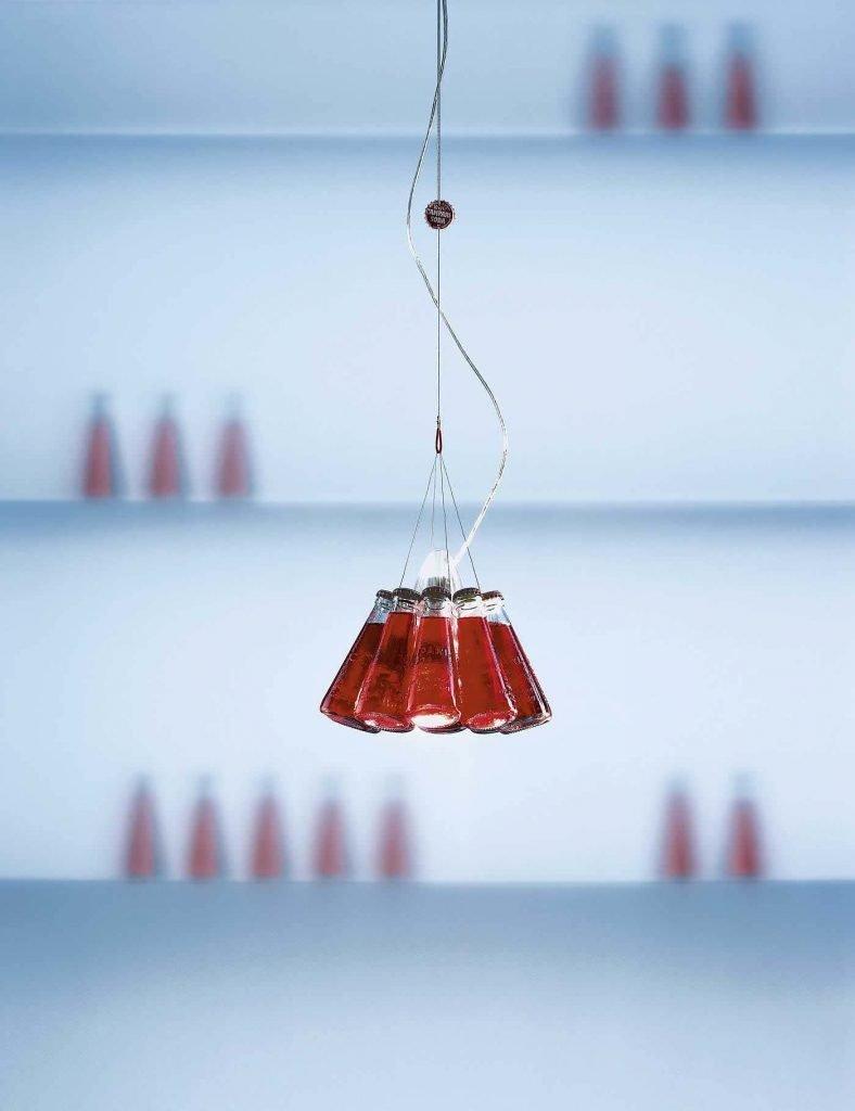 Ingo Maurer + Team Campari Light, 2002 - Photo by Ingo Maurer GmbH