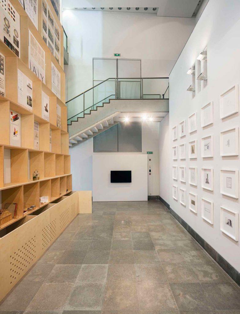 Lisbon Architecture Triennial 2019. Inner Space - Photo via IG by @trienaldelisboa - © Lorenzo Roncaglione