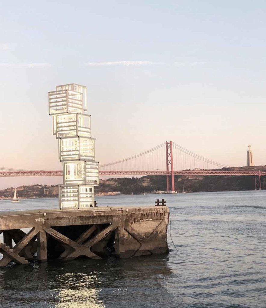 Lisbon Architecture Triennial 2019. Photo via IG by @migueltcmp.
