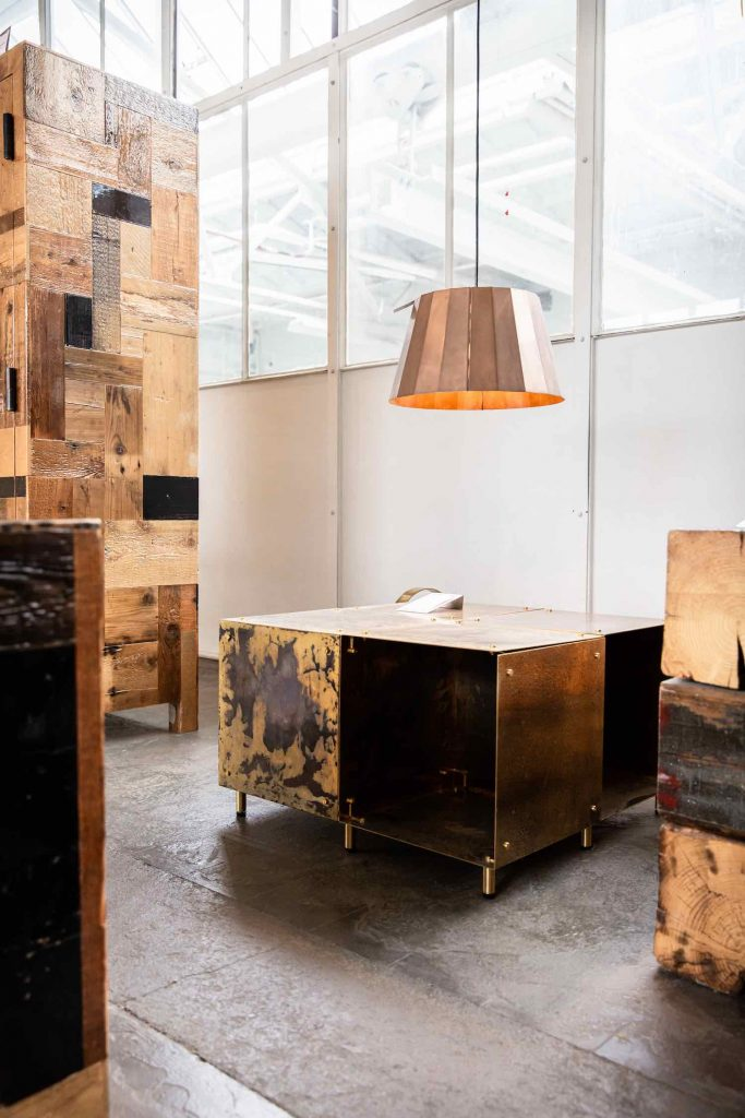 Piet Hein Eek @ Dutch Design Week 2019 - Photo by © Britt Roelse.