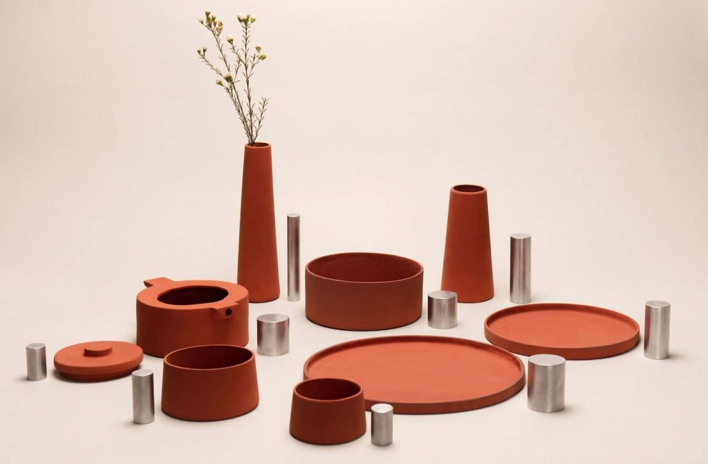 Red Mud by RCA Designers - Courtesy of Dutch Design Week