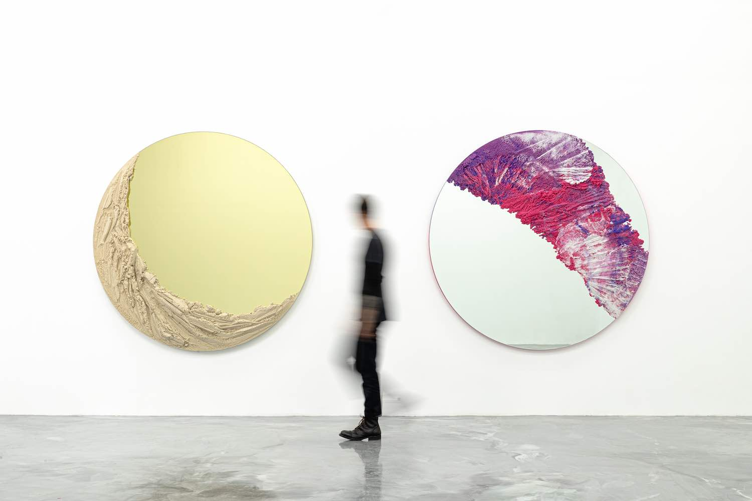 Dubai-inspired mirrors