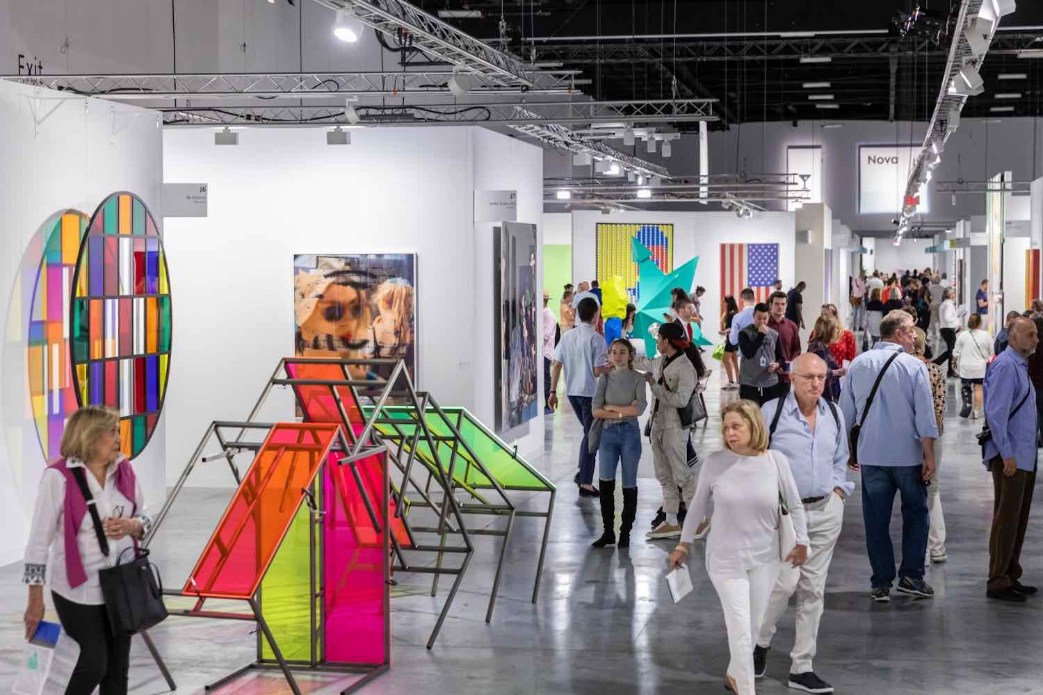 Art Basel Miami - Photo by ©Art Basel.